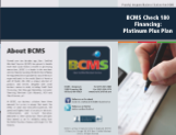 BCMS Check 180 Platinum Plus Plan