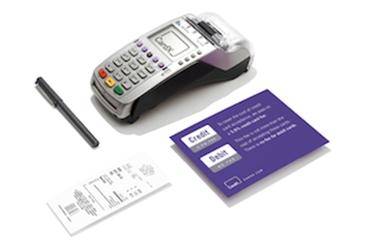 payment terminal debit