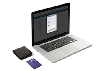 wallet credit card